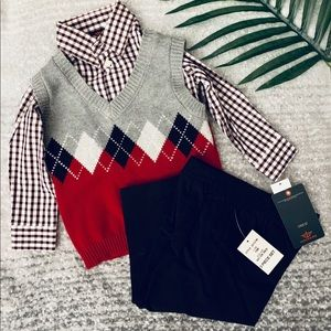 Dockers 3 Piece Outfit